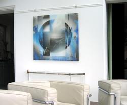 © INSPIRATION  110 x 110 cm