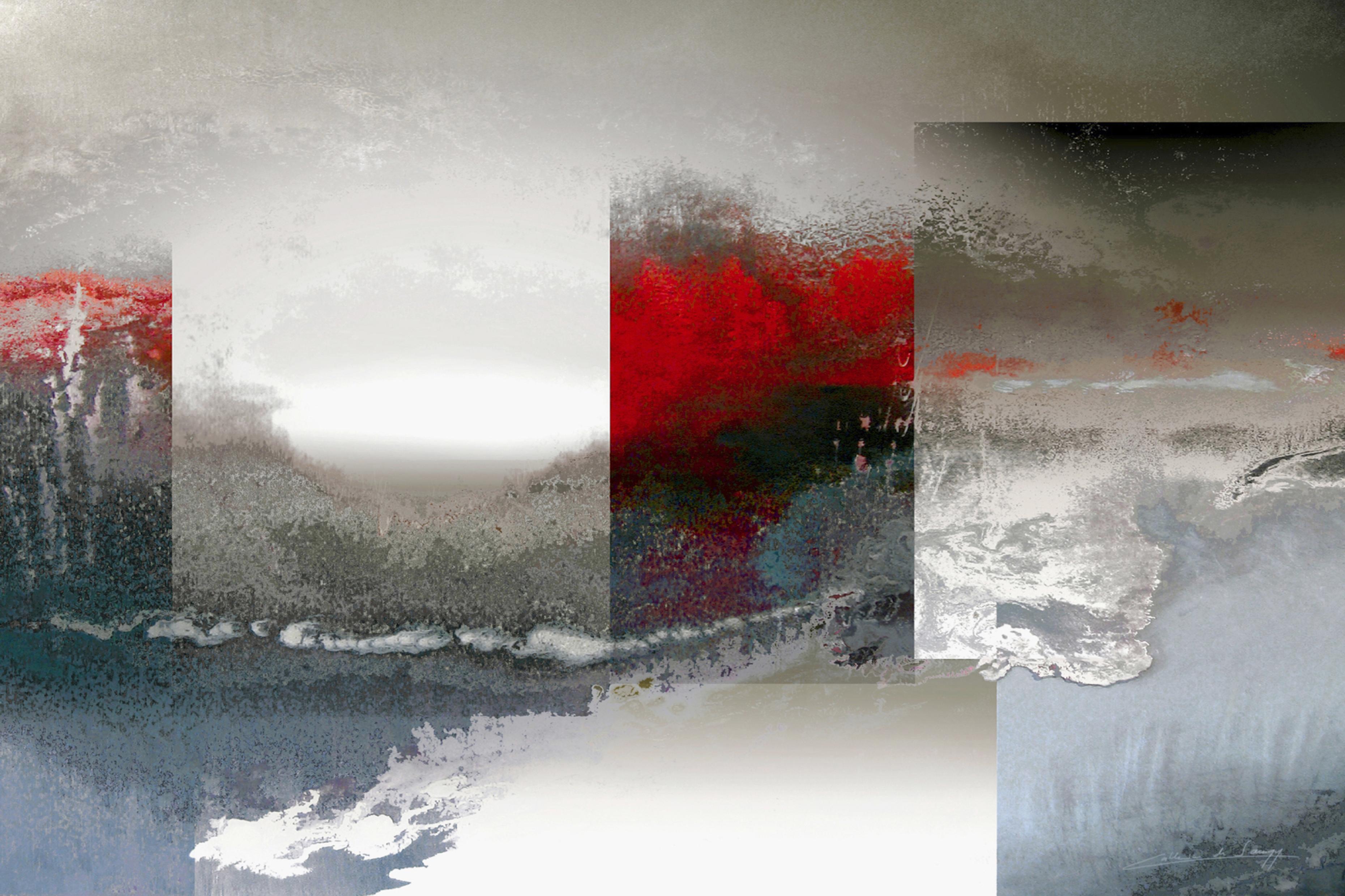 © Les Chemins du Coeur  80 x 100 cm
