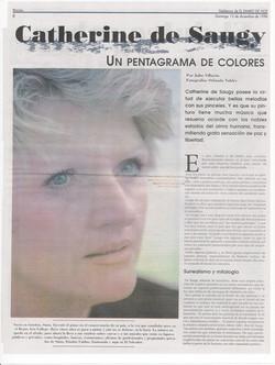 EL DIARIO DE HOY 1996 Julio Villaran Sans salvador