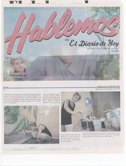 1996 DIARIO de HOY S.SALVADOR_Camino Real 2
