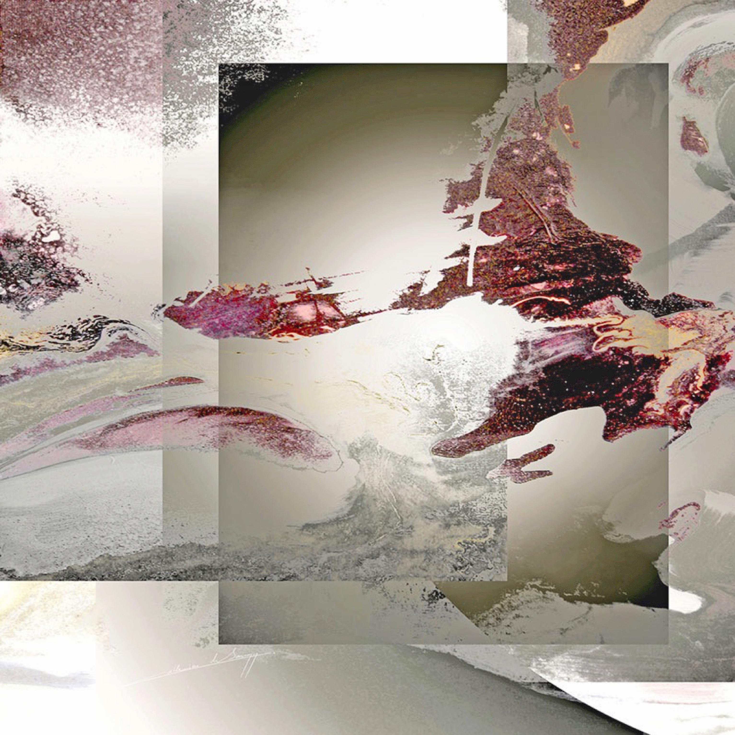 © L'Envol  110 x 110 cm