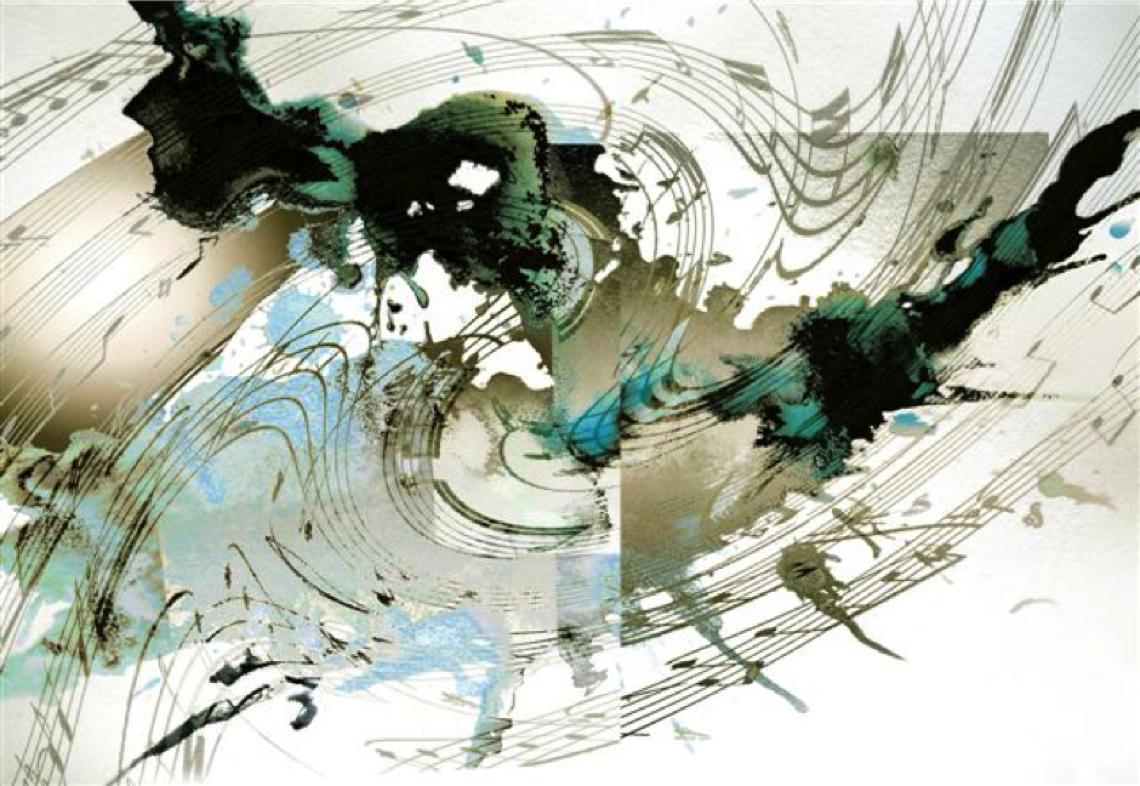 © L'Ange de Jericho 40 x 58 cm