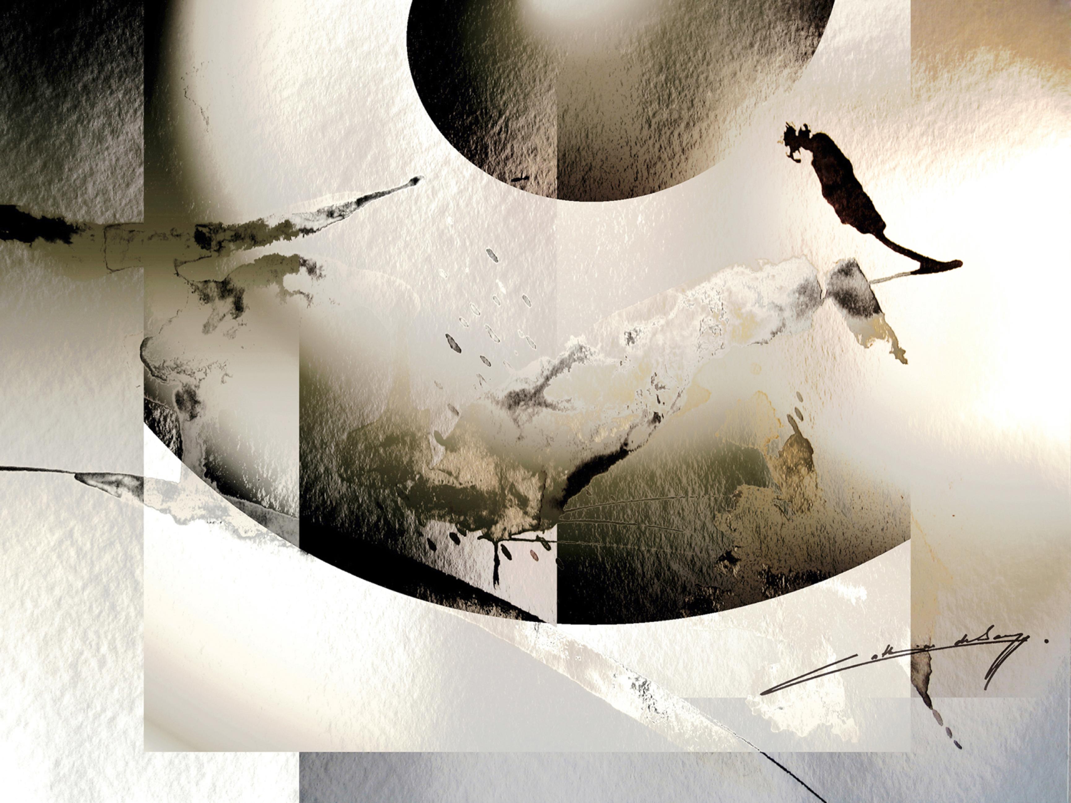 © Ombres Chinoises  105 x 140 cm