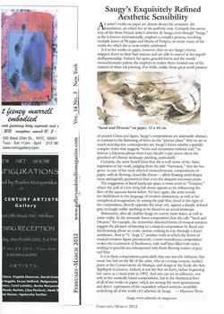 2012 Gallery & Studio N.Y. Maureen FLYNN