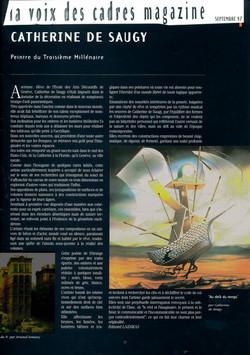 1997 LA VOIX DES CADRES_Magazine_ Edmond LAZNIKAS