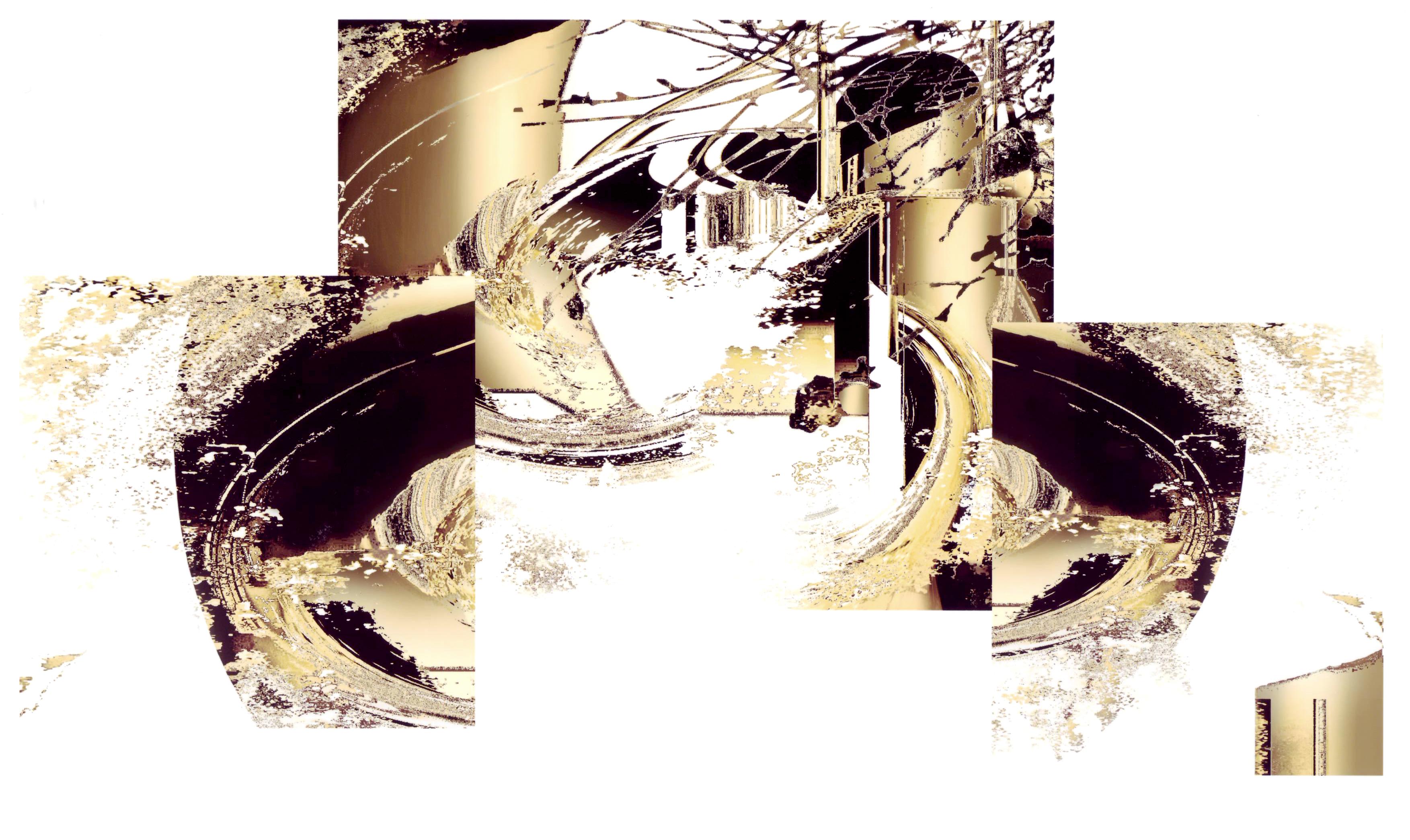 © Gold! Gold! Gold! 135 x 240 cm