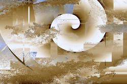 © Hommage à Ibn Sina  100 x 150 cm