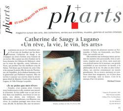 2001 PH ART Michael GREEN LUGANO