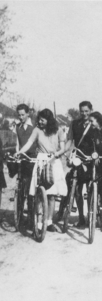Marta Elian and the Lightning Bicycle Gang