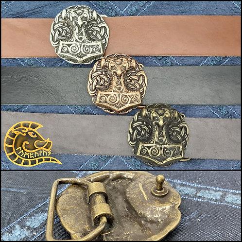 Gürtel Thorshammer Knoten 40mm