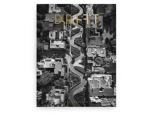 DRIFT magazine - Volume 7 San Francisco