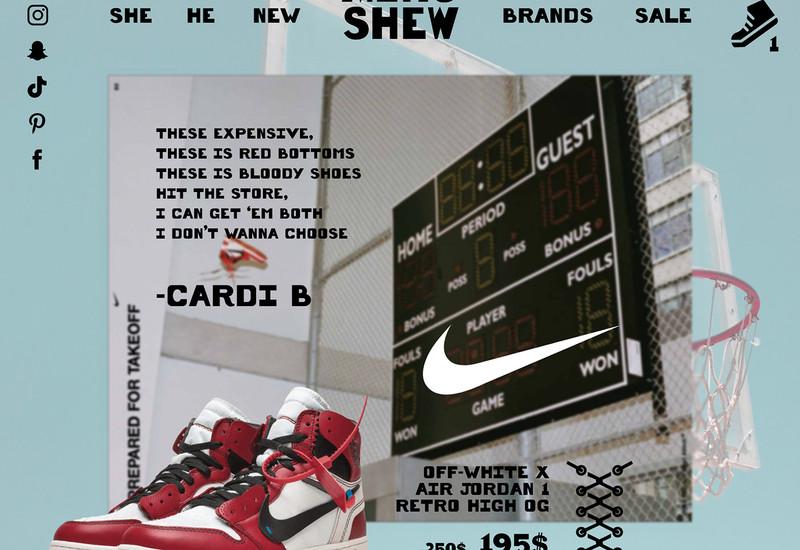 Shew - Website