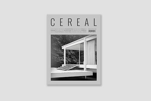 Cereal Magazine - Volume 14