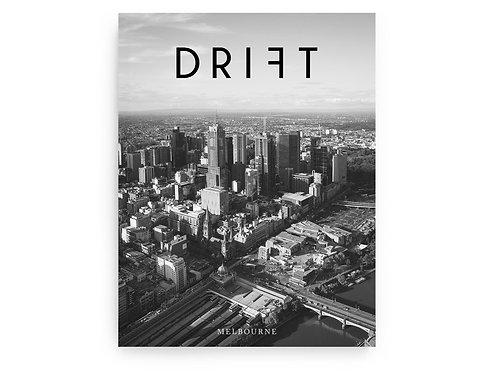 DRIFT magazine - Volume 5 Melbourne