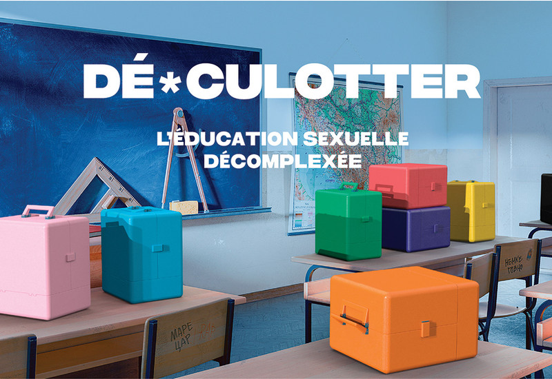 Dé*culotter - L'éducation sexuelle décomplexée