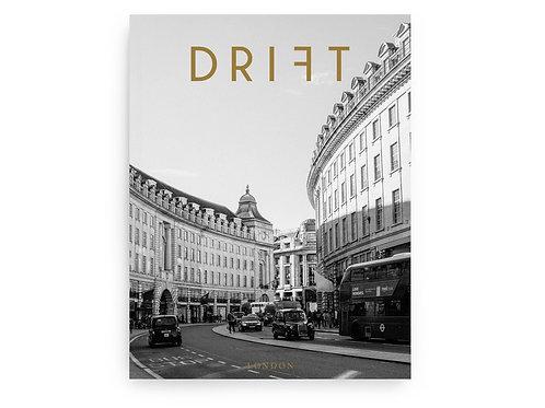 DRIFT magazine - Volume 8 Londres