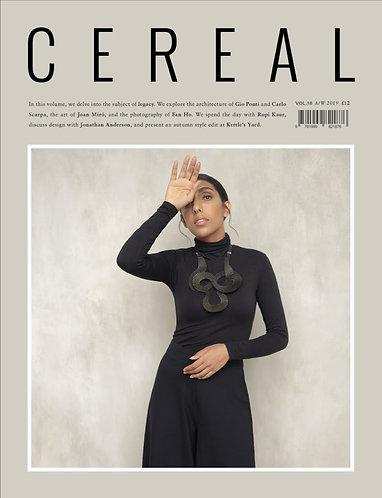 Cereal Magazine - Volume 18