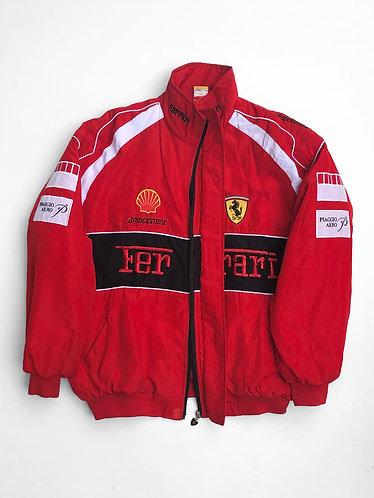 Blouson de course authentique Ferrari