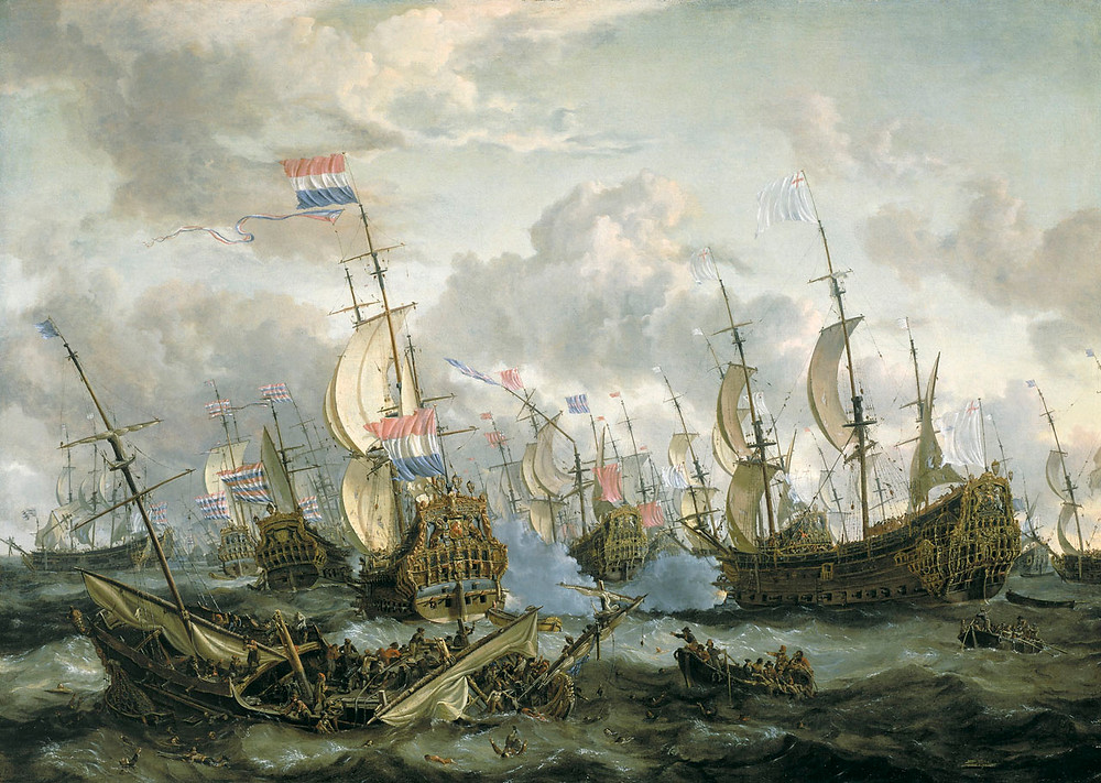 第二次英荷戰爭