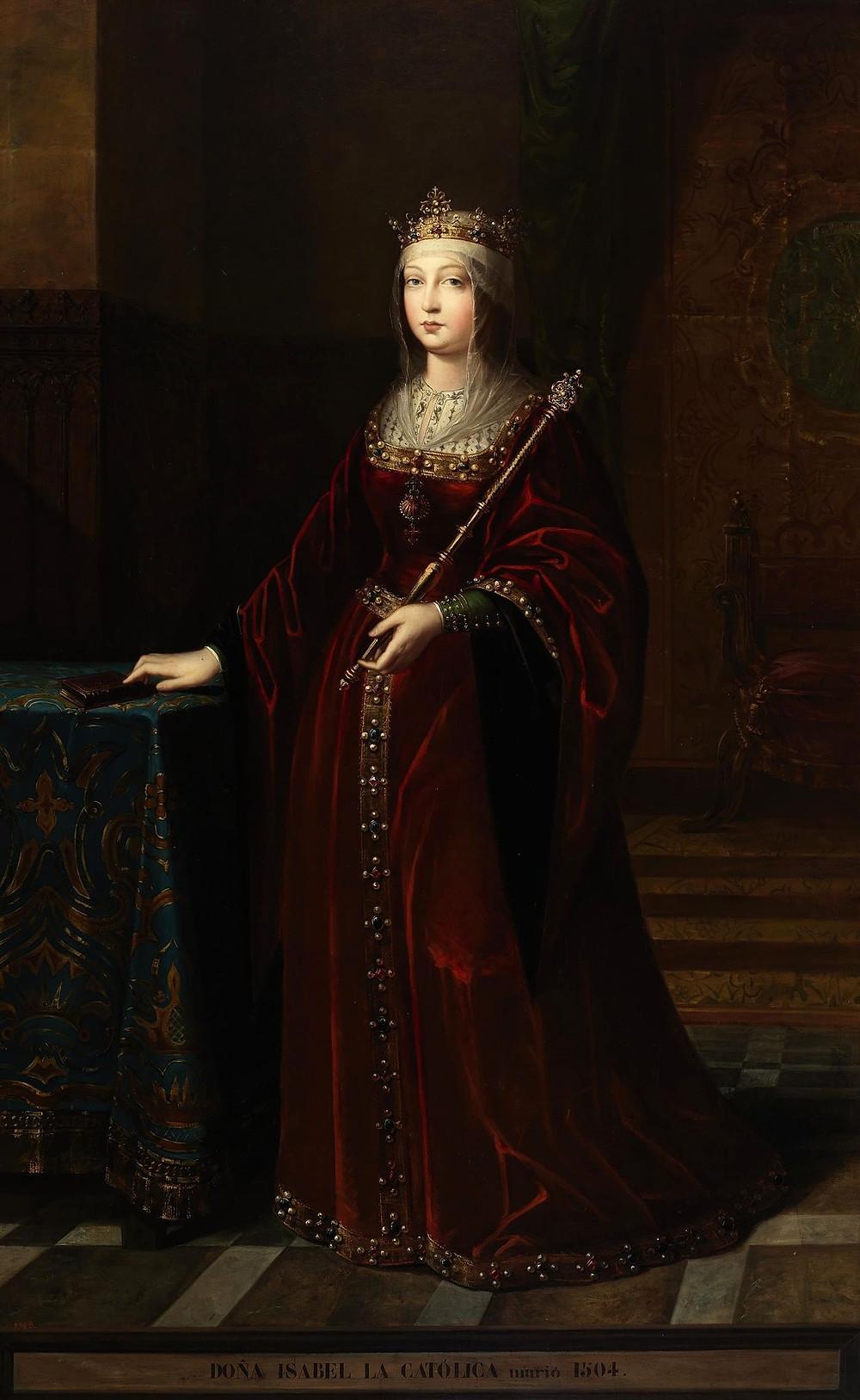 伊莎貝拉一世