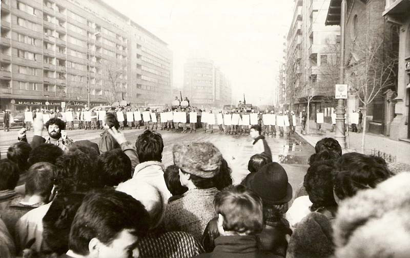 羅馬尼亞革命