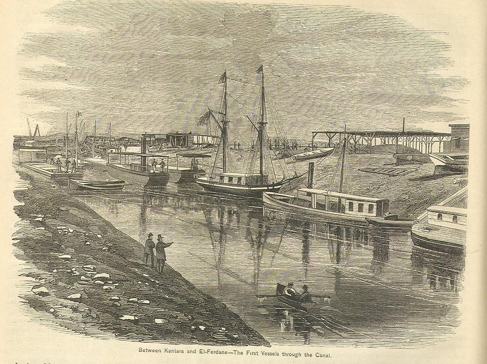 蘇彝士運河