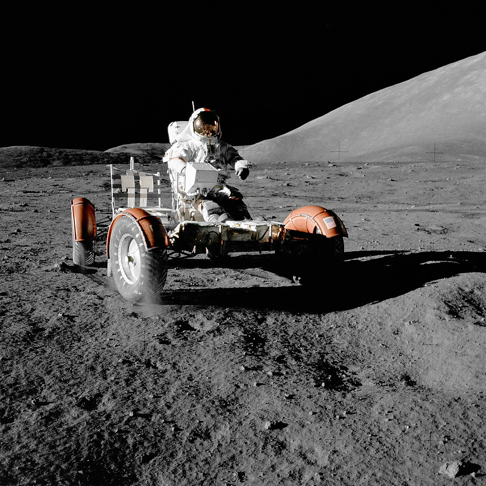 阿波羅17號月球車