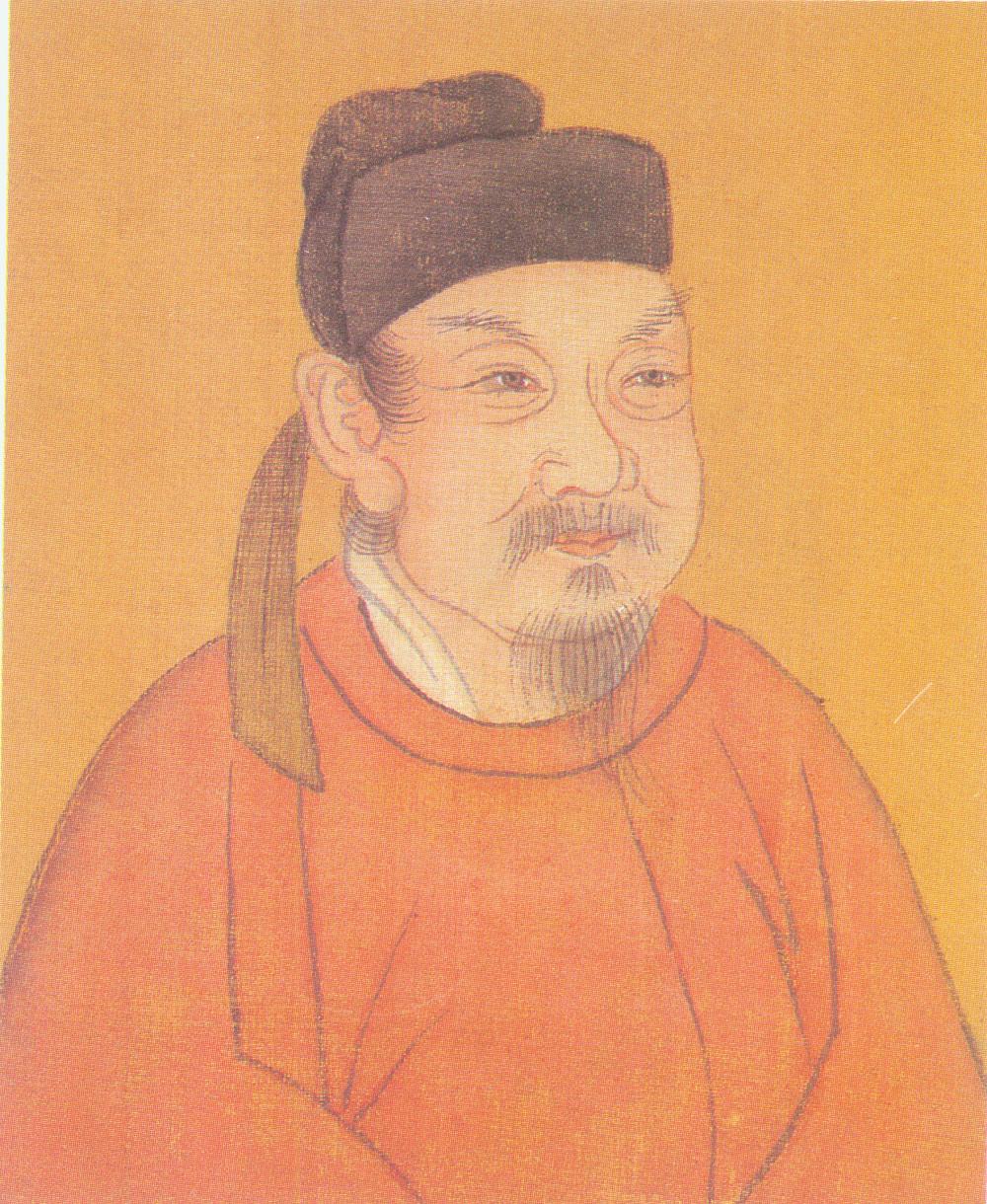 唐朝文學家柳宗元