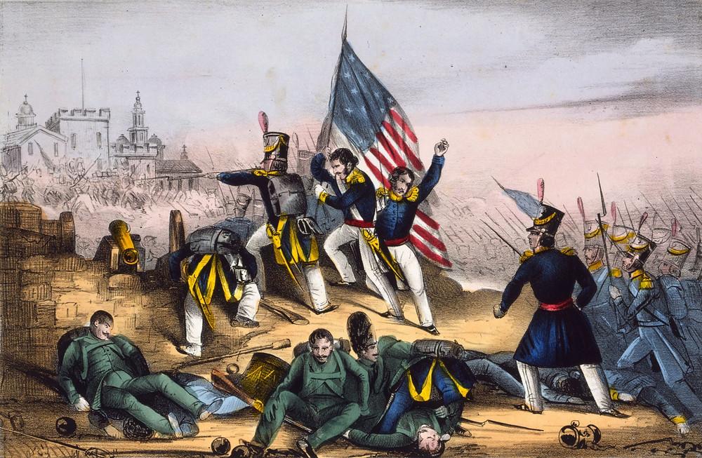 美墨戰爭之查普爾特佩克戰役