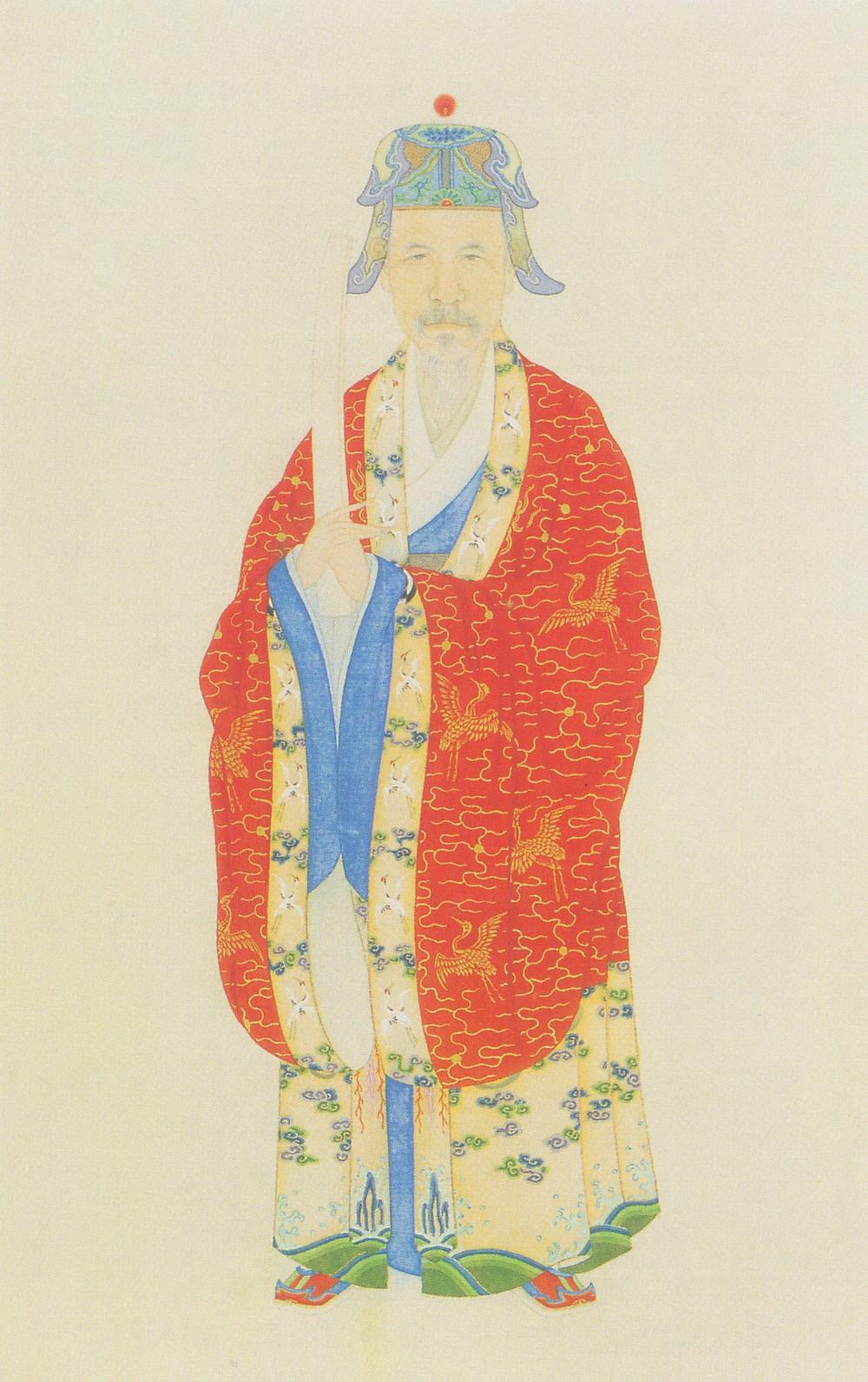 文天祥(清·葉衍蘭繪)