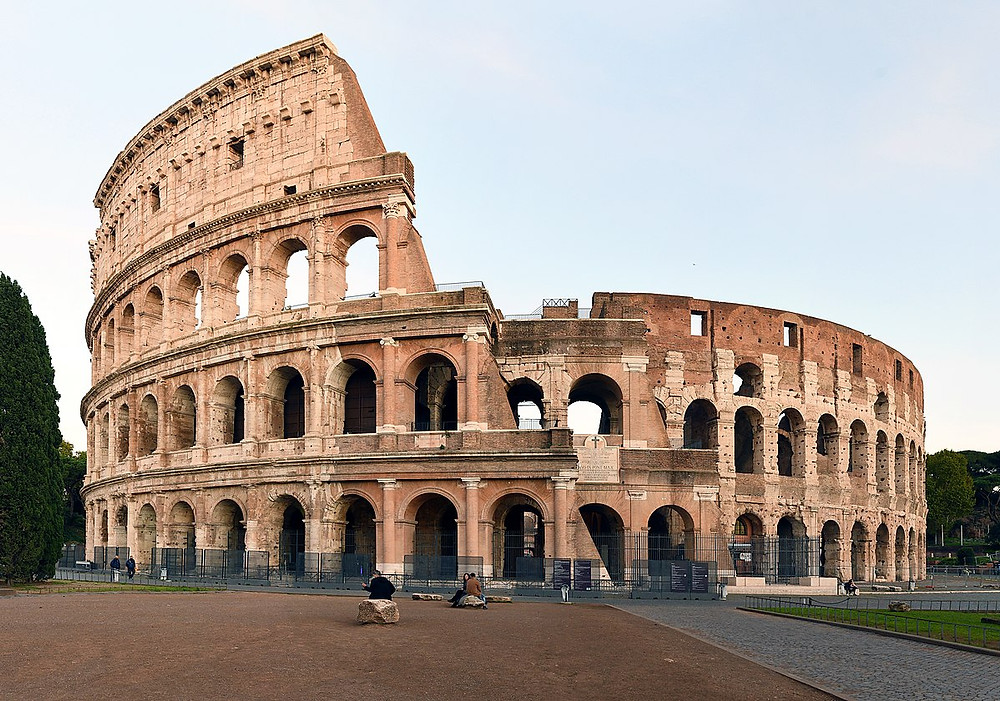 羅馬競技場(FeaturedPics/Wikipedia)