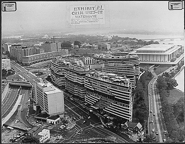 民主黨全國總部當時所在地水門大廈
