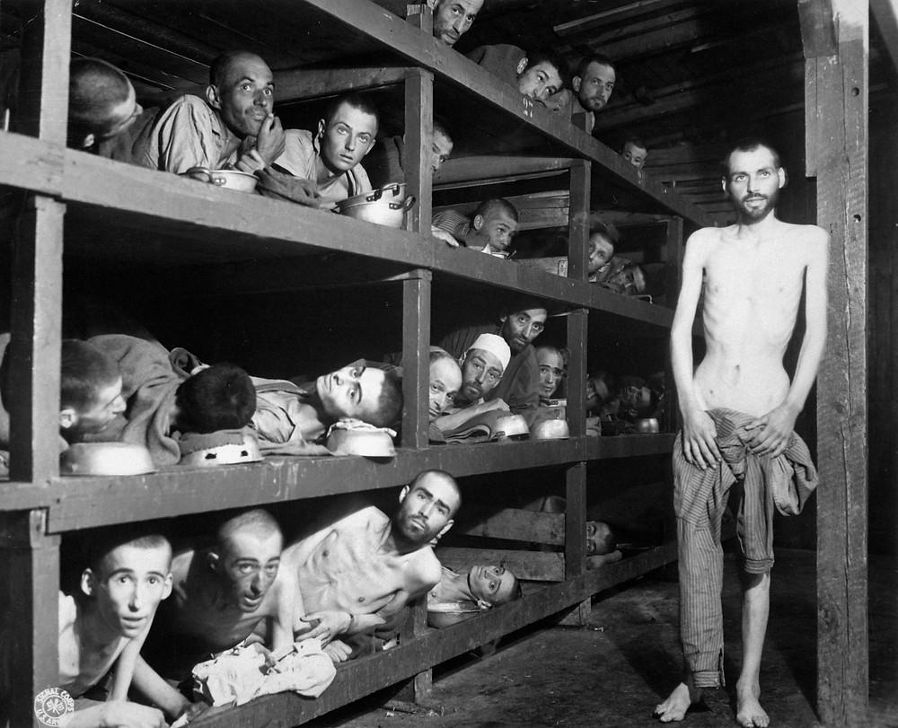 布亨瓦德集中營