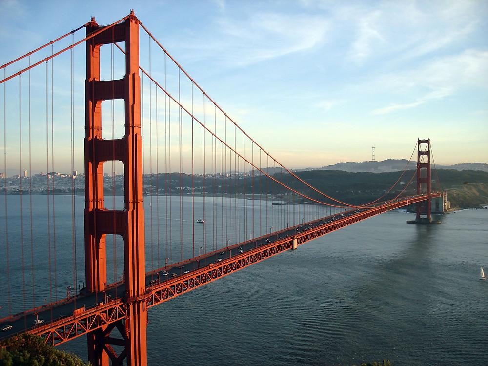 金門大橋(Rich Niewiroski Jr./Wikipedia)