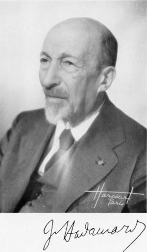 雅克·所羅門·阿達馬