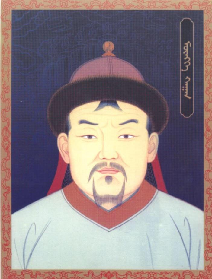 蒙古蒙哥汗