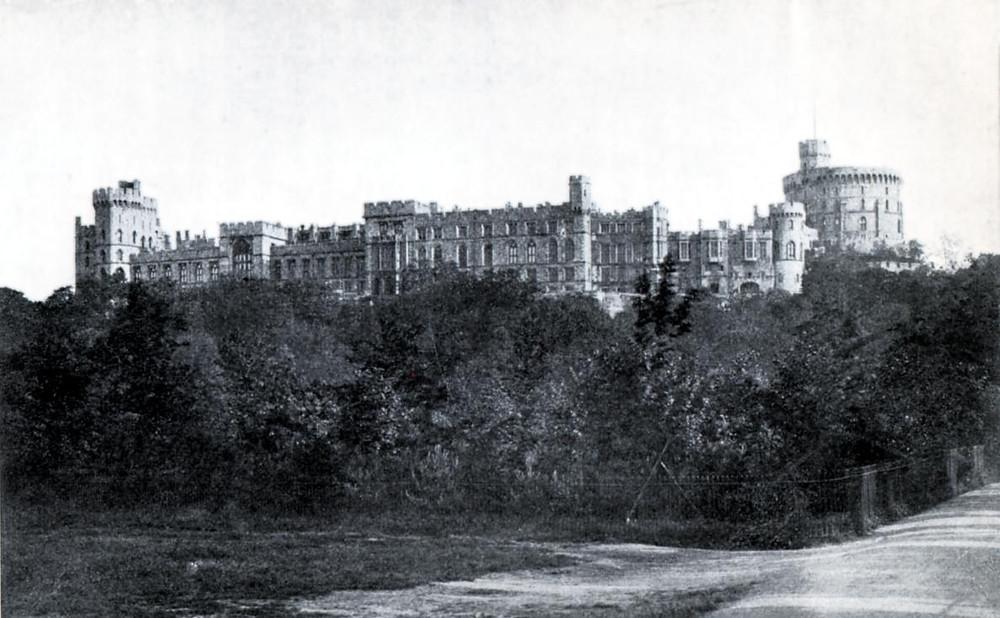 1899年的溫莎古堡
