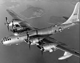 「幸運小姐2號」B-50轟炸機