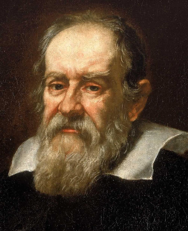 朱斯托·蘇斯泰曼斯所作的伽利略肖像