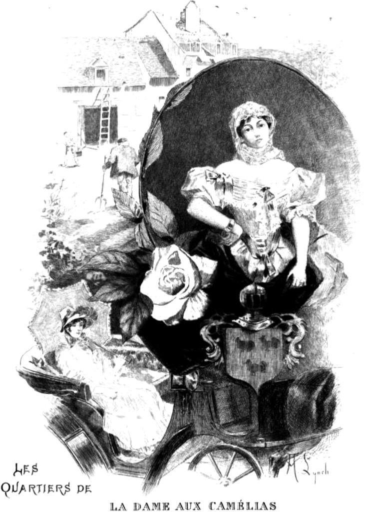 世界文學名著《茶花女》
