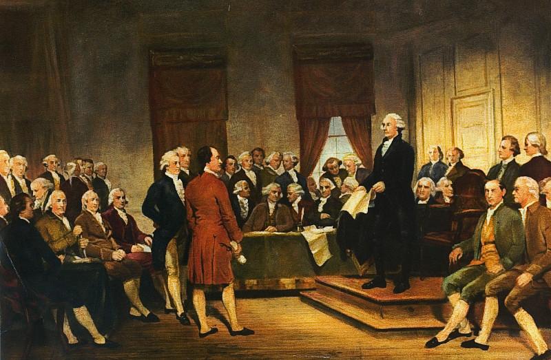 1787立憲會議