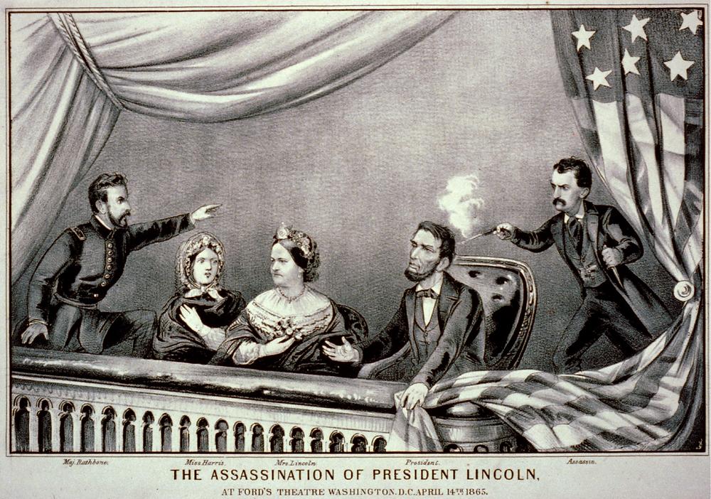 林肯遇刺案