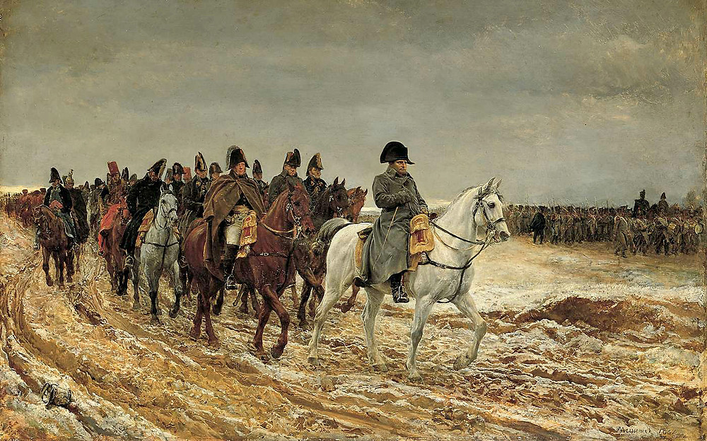 1814年六日戰爭
