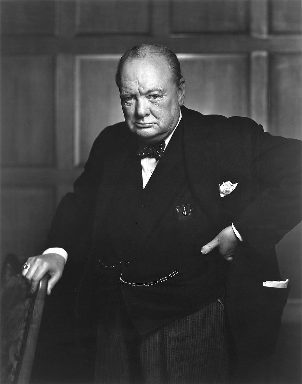 溫斯頓·邱吉爾爵士