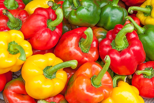 Sweet Bell Pepper -
