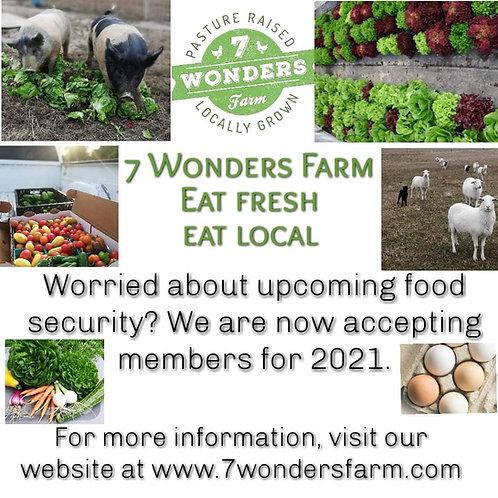 CSA - farm credit