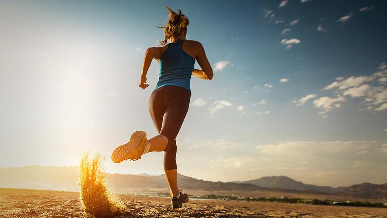 Running Room Learn to Run Clinic