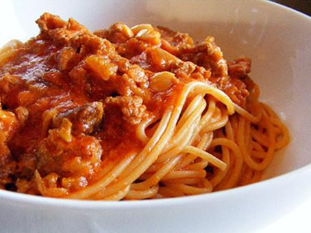 Lentil 'Bolognese' Sauce