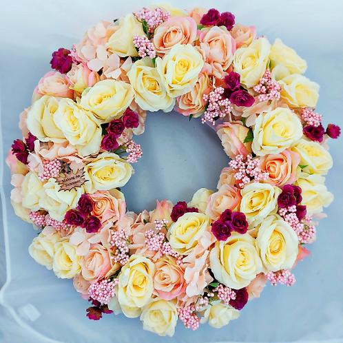 'Chelsea Flower Show' Luxury Large Wreath