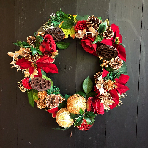 'Magic Of Christmas' Wreath